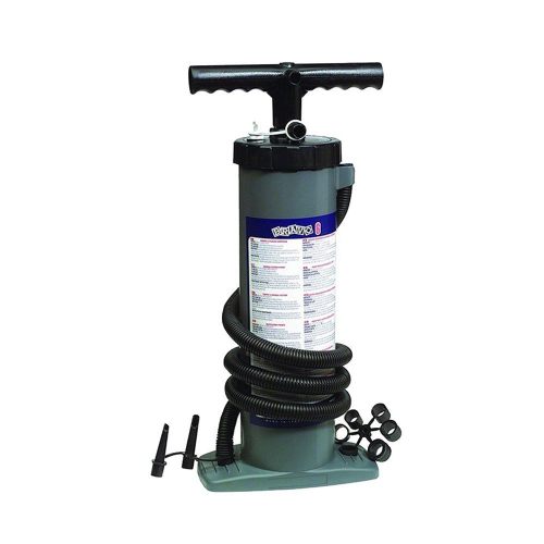 Bravo 6 Stirrup Pump for Inflatables Double Action